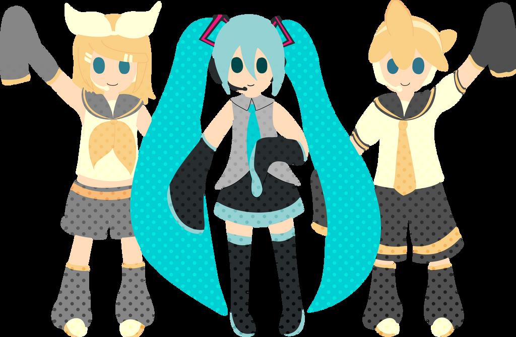 A trio by dorothy3242