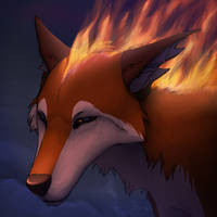 Flames by flowerewolf