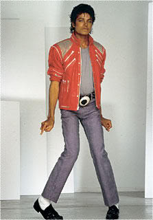 Michael jackson Thriller by brebre890