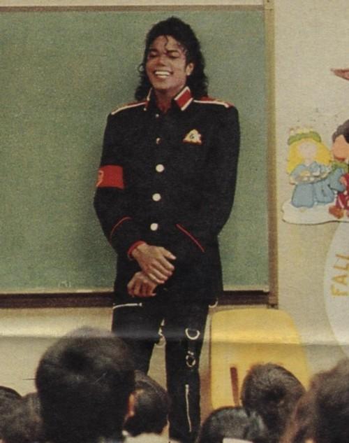 Stockton Elementary MJ 3 by brebre890
