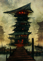 China Tower by torvenius