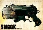 SNEEK Gun Concept