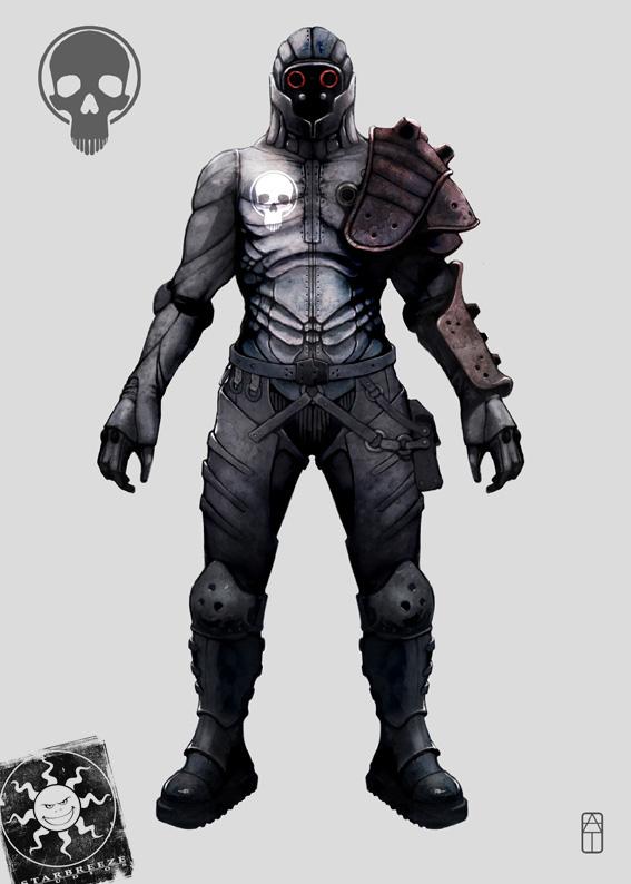 Riddick Concept 02 by torvenius
