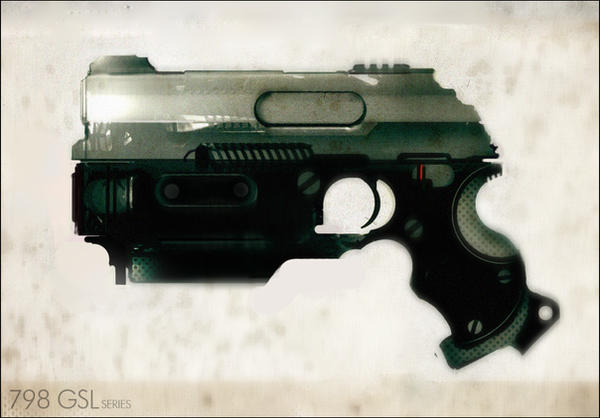 GUN speed paint 798 GSL by torvenius