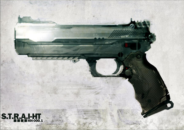 The Assassination ( A merénylet )  GUN_speed_paint_gun___STRAIHT_by_torvenius