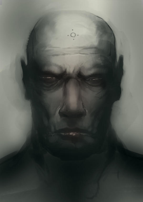 Speed paint face 22 min by torvenius