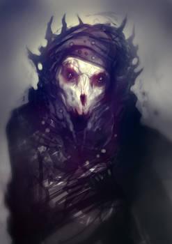 Speed paint arab demon