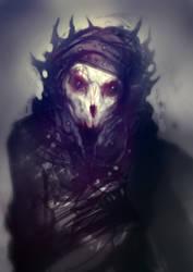 Speed paint arab demon by torvenius