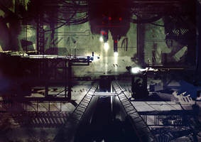 speed painted hangar 21 min by torvenius