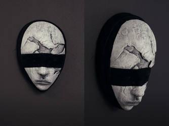 New mask - 'Blindfold ii' by torvenius