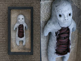 'Unwanted with intestines' by torvenius