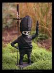 Black Pope by torvenius