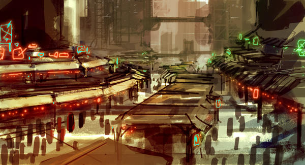 speed paint 2012 02 03 by torvenius