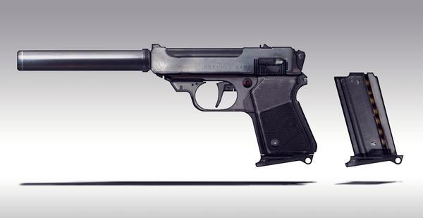 Small gun Concept ii by torvenius
