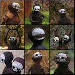 some sculptures for sale by torvenius