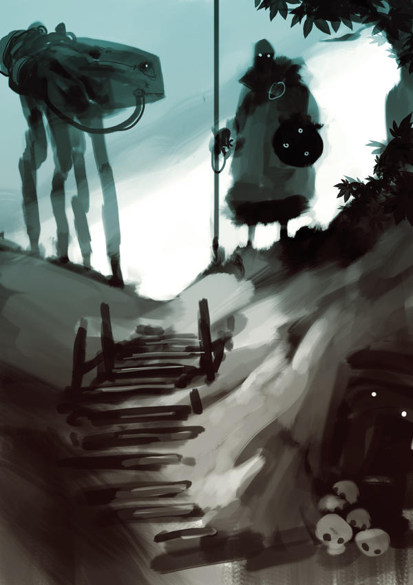 speed paint 2012 03 16 by torvenius