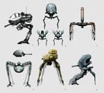 OLD tobot/mech Concept Art