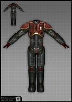 Concept Art RIDDICK AoDA - Abbot redesign by torvenius