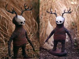 'Ferni' - midget sculpture by torvenius