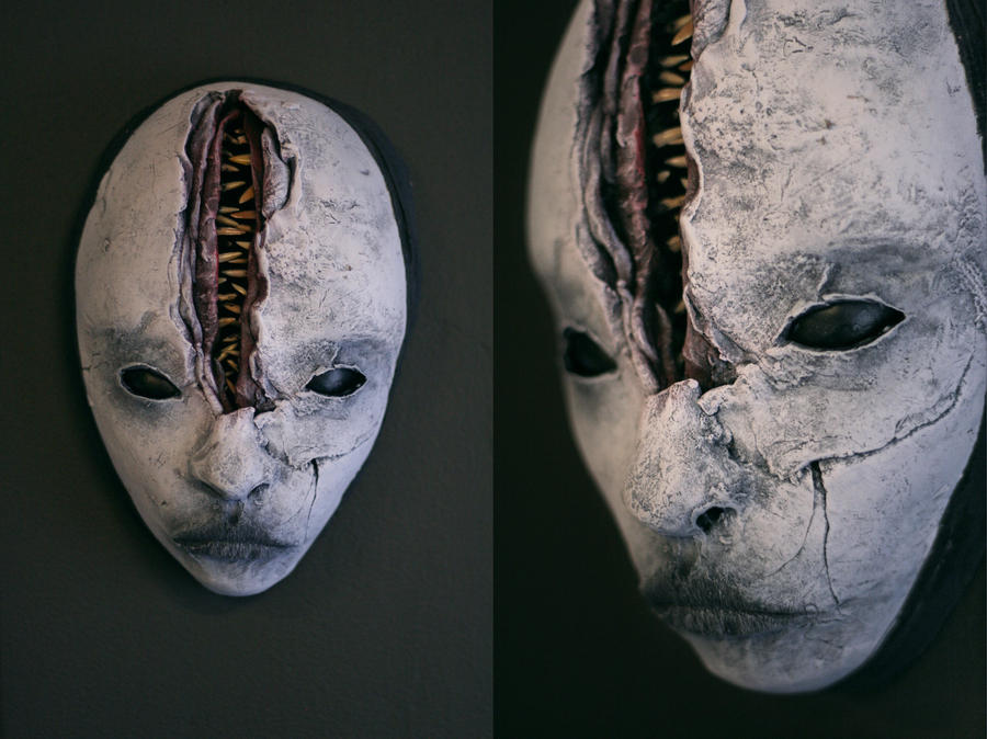 Mask - Vagina Dentata by torvenius