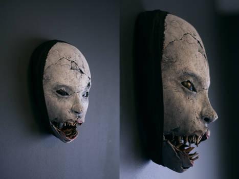 Mask - 'Shark Grin'