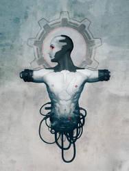 Cybernetic musician - Jos from Grendel 01