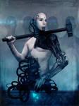 Cybernetic musician - Jos from Grendel 02