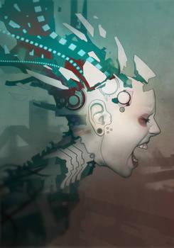 Grendel album artwork 'Timewave Zero'