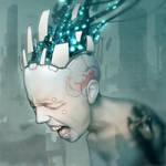 Grendel album cover artwork 'Timewave Zero' by torvenius