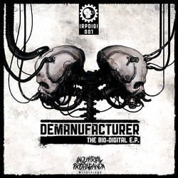 DEMANUFACTURER cover artwork by torvenius