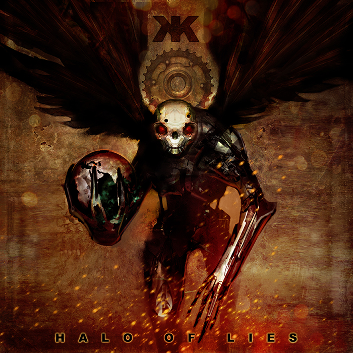 TRAKKTOR Album artwork by torvenius