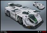 SYNDICATE concept - vehicle APC