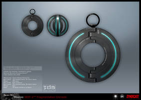 SYNDICATE concept - Grenade by torvenius