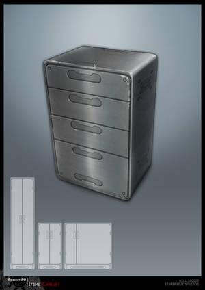 SYNDICATE concept - interior items by torvenius