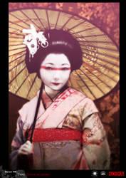 SYNDICATE concept - billboard Geisha