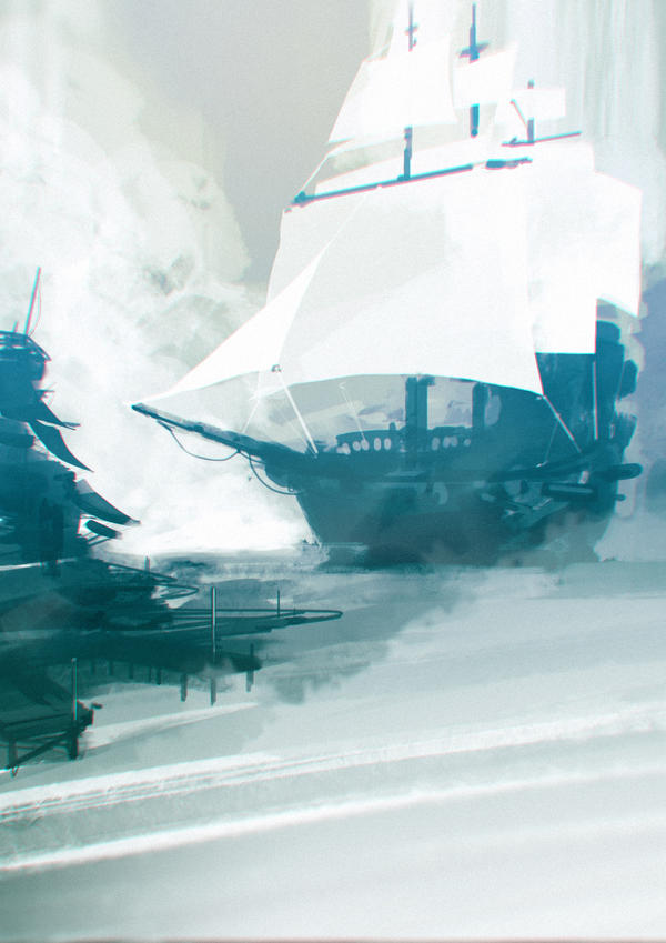 speed paint 2012 10 09 by torvenius