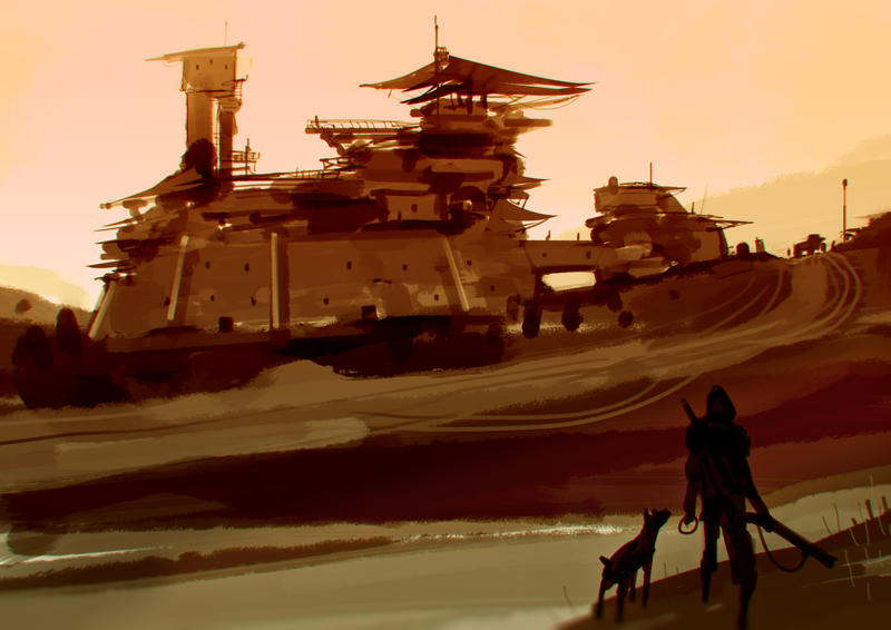 speed paint 2012 11 09 by torvenius