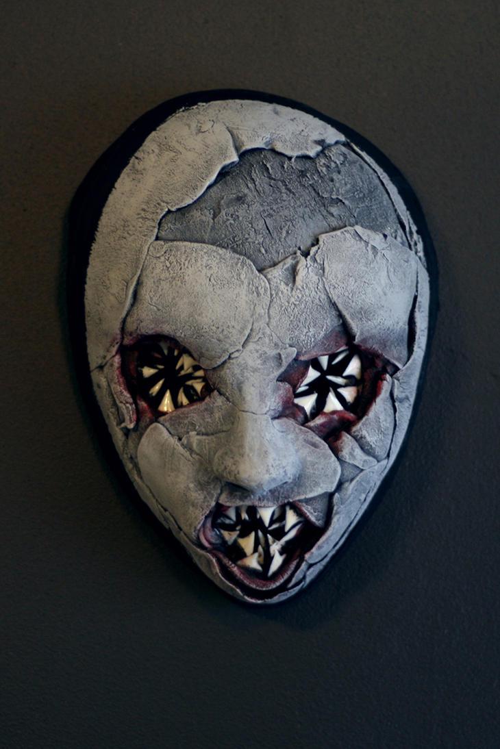 Mask - HAGMOUTH i by torvenius