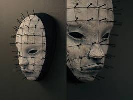 mask - PINHEAD by torvenius