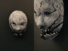 mask - SYNDROME i by torvenius