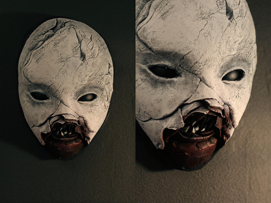 mask - FEAST i by torvenius