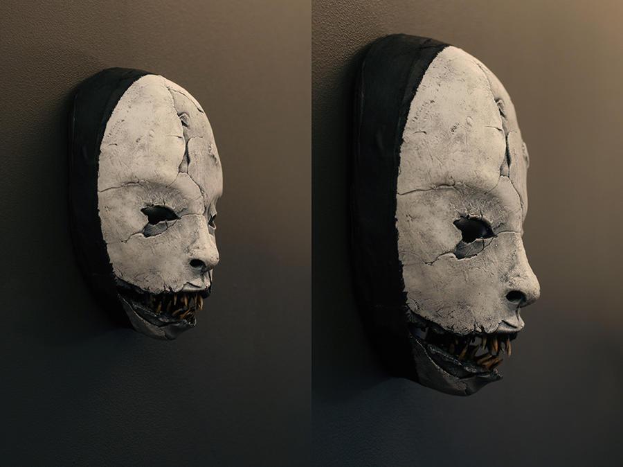 mask - SHARKGRIN iii by torvenius