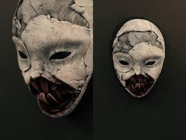 mask - 1000 TOUNGES by torvenius