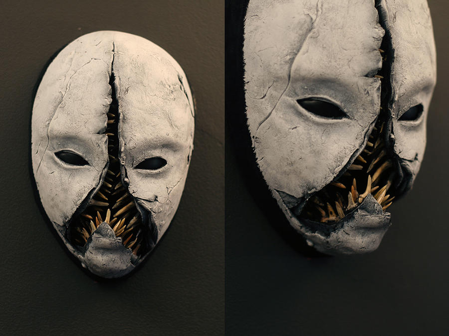 mask - Y MOUTH