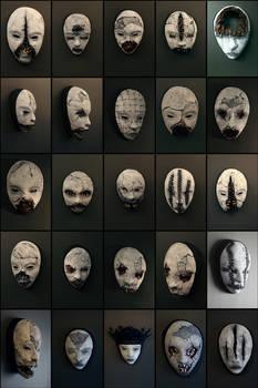 new masks from TORVENIUS