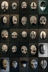 new masks from TORVENIUS