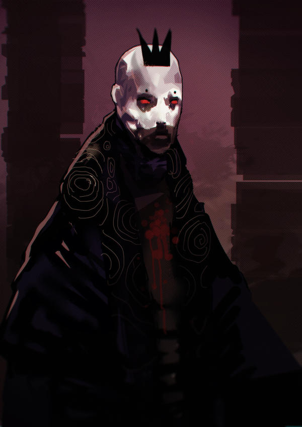 25 min speedpainted wampyre prince by torvenius