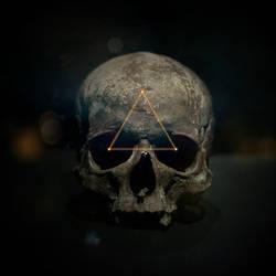 skull album art by torvenius