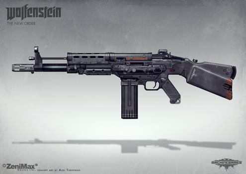 Wolfenstein: The New Order - AR 60