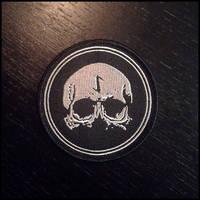 Skull rune patch by torvenius